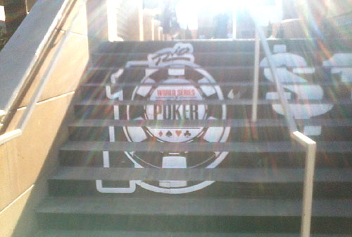 WSOP Entry Steps To The Main Event