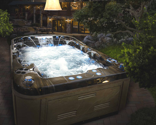Coast Spas Wins Best Of Class Award