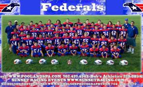 Federals, Henderson, Las Vegas, NV, USA