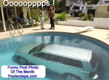 Funny Pool And Spa Photos