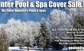 Swimming Pool Cover Sale