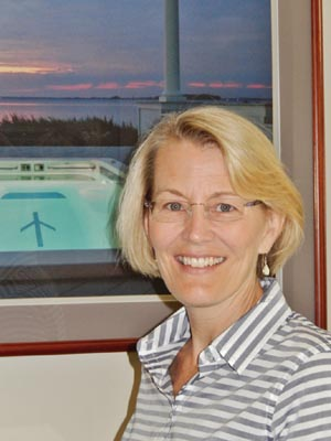 Suzanne Pearson Vaughan, SwimEx