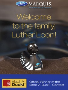 Luther Loon Wins Election