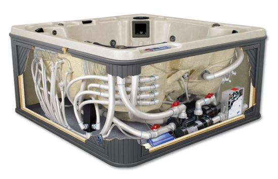 Hot Tub Spa Heater Troubleshooting Guide on jacuzzi wiring diagram