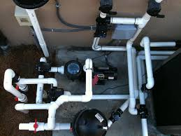 Basic Pool or Spa Plumbing Systems