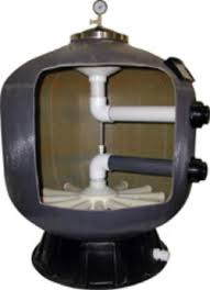The basics of swimming pool filters How often to change sand in swimming pool filter