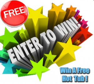 Win A Free Hot Tub