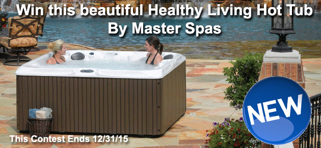 Healthy Living Hot Tub Contest