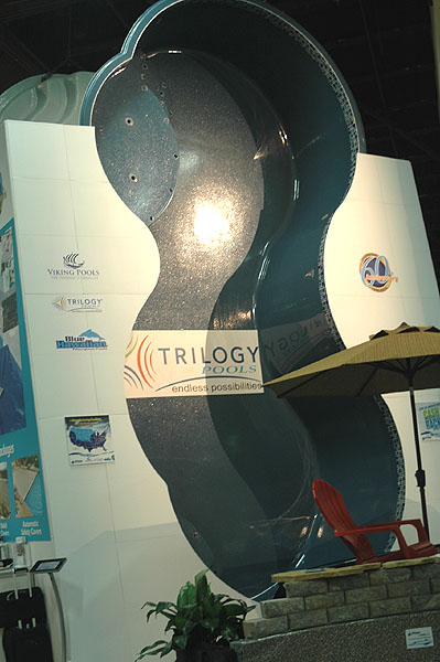 international pool spa and patio expo is huge success in ForPool Spa Show Vegas 2015