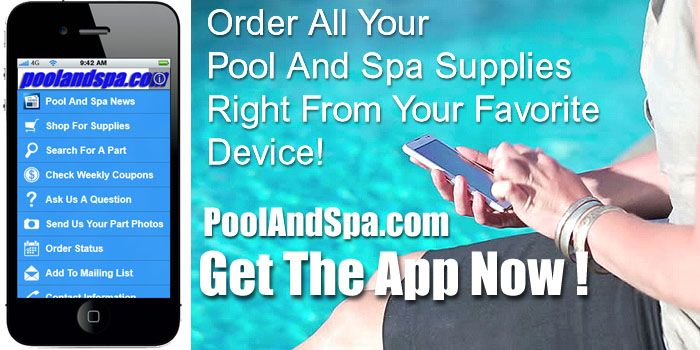 Get The PoolAndSpa.com App