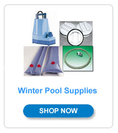 Winter Swimming Pool Supplies