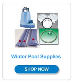 Winter Swimming Pool Supplies