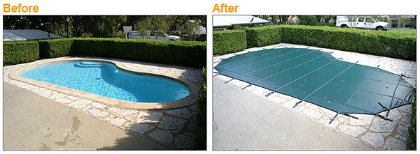What is a loop loc pool cover - Can you swim after putting algaecide in pool ...